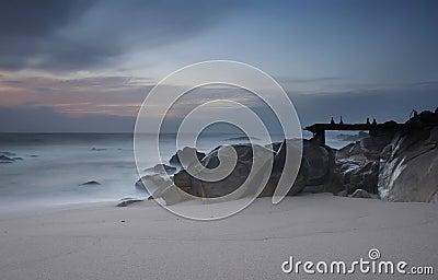 Beach, Portugal