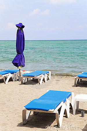 Beach Relaxation, Bali, Indonesia