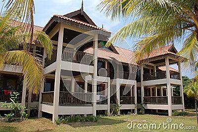 Beach Resort Building 1
