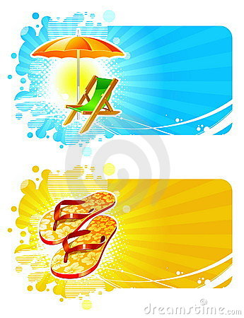 Beach resorts frames