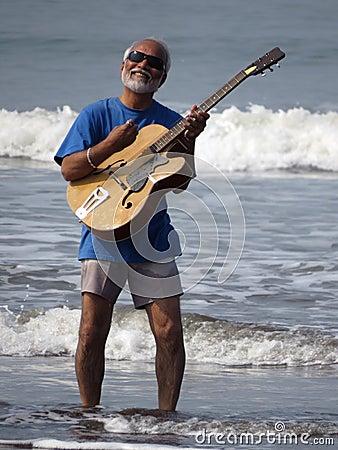 Beach Rockstar