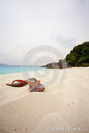 Beach sandal