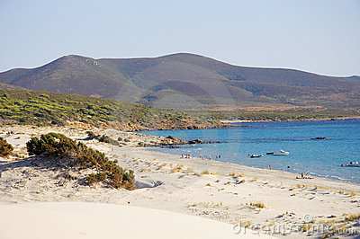 Beach In Sardinia Royalty Free Stock Photography - Image: 22975987