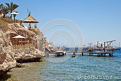 Beach Sharm el-Sheikh
