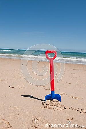 Beach Shovel