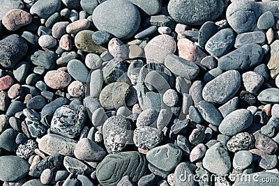 Beach Stones, Rocks, Pebbles