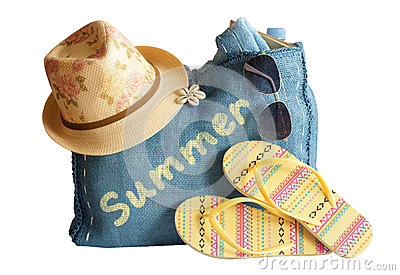 Beach Stuff Stock Photo - Image: 41346031