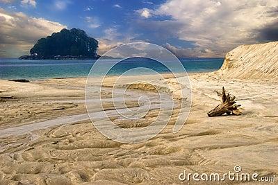 Beach of Tioman