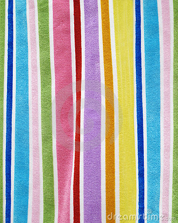 Free Beach Towel Background Royalty Free Stock Photos - 4716908
