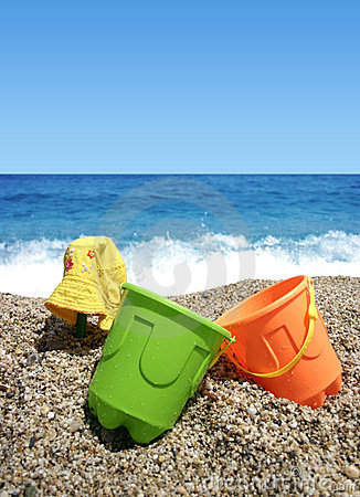 Free Beach Toys Royalty Free Stock Image - 209176