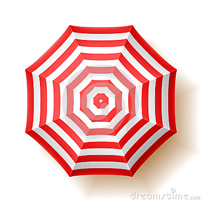 Free Beach Umbrella Stock Photography - 40835312