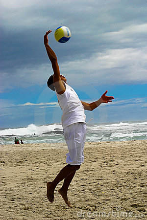Beach volley ball 2