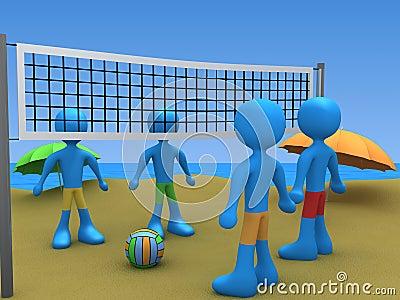 Beach Volley Challenge