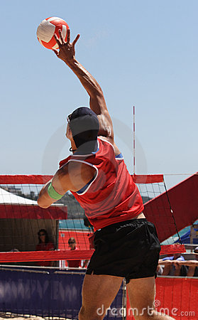 Free Beach Volleyball Stock Images - 1934104