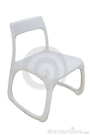 Beach weave chair
