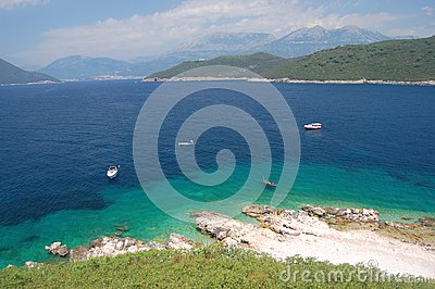 Beaches of Montenegro