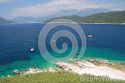 Beaches of Montenegro