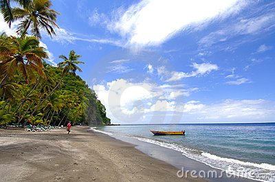 Beaches- St. Lucia