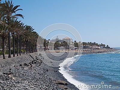 Beaches of Tenerife, Spain