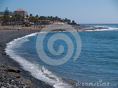 Beaches of Tenerife, Spain