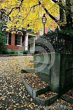 Free Beacon Hill, Boston Stock Photos - 1161293