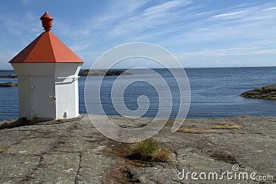 Beacon by the sea