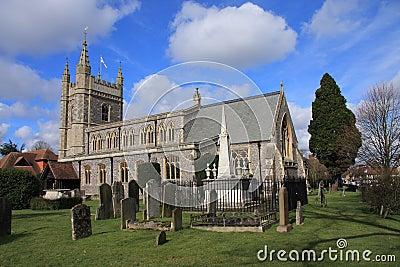 Beaconsfield Church