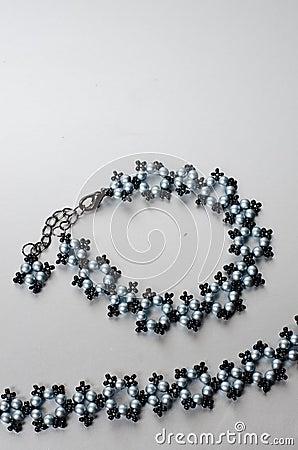 Beaded Jewelry Stock Photo Image 54248474