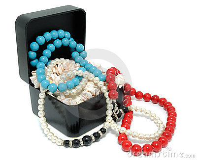 Beads in Box