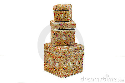 Beads boxes