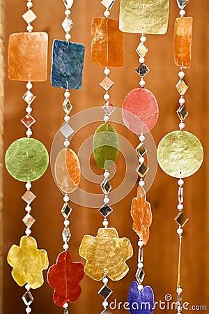 Beads on strings