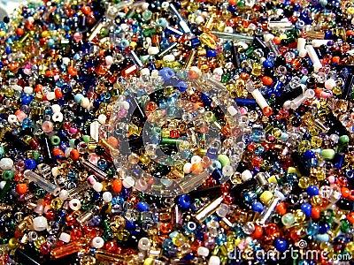 Beads Texture
