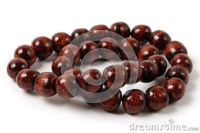 Beads trä