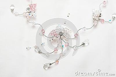 ожерелье beadwork