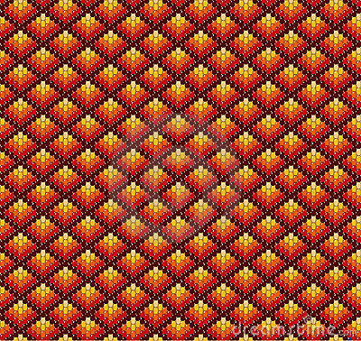Beadwork background