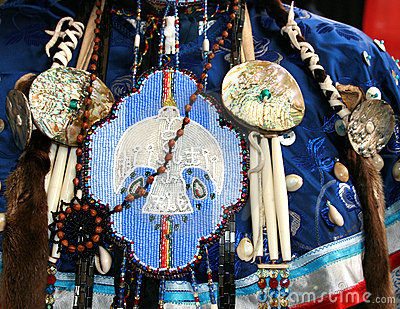 Beadwork do Indian de Ottawa