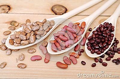 Bean spoons