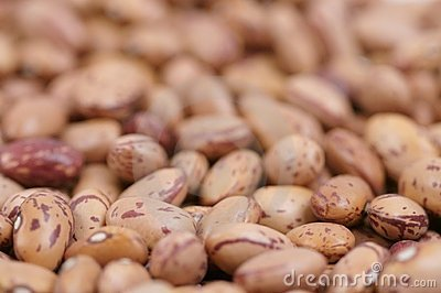 Beans with dept of filed