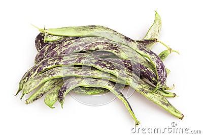 Beans flat heap