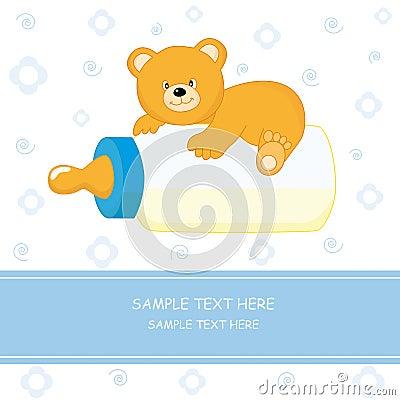 Bear Baby Bottle
