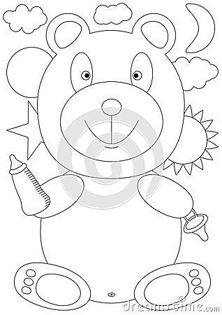Bear Coloring_eps