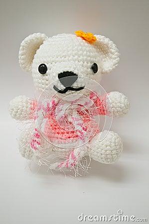 Free Bear Doll Stock Photo - 20373950