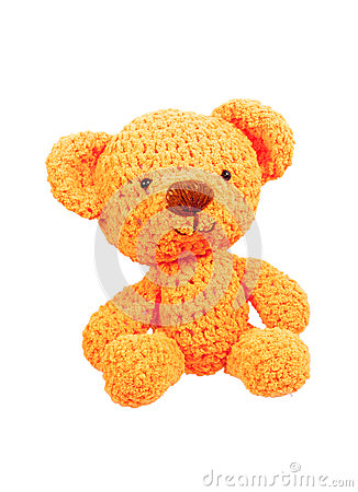 Free Bear Doll Stock Photography - 36266762