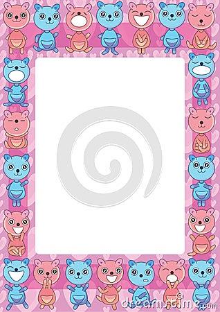 Bear Groups Frame_eps