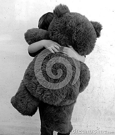 Free Bear Hug Stock Images - 2095754
