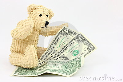 Bear With Money
