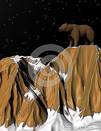 Bear ridge