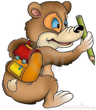 Bear Schoolboy