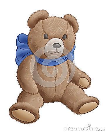 Bear-toy