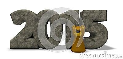 Bear year 2015